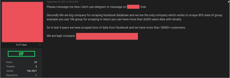 Facebook Daten Leak Oktober 2021 Teil 2