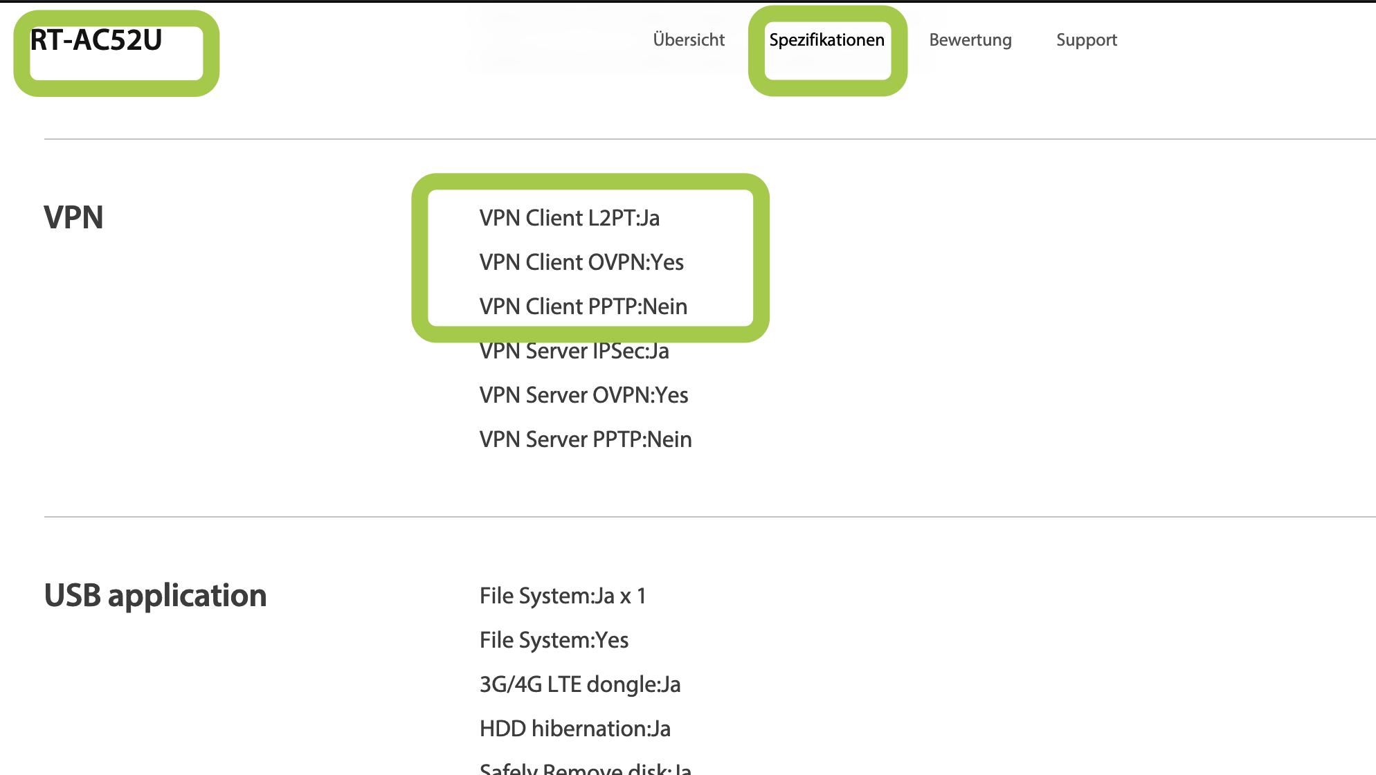 Internes Netzwerk mit VPN Client 1